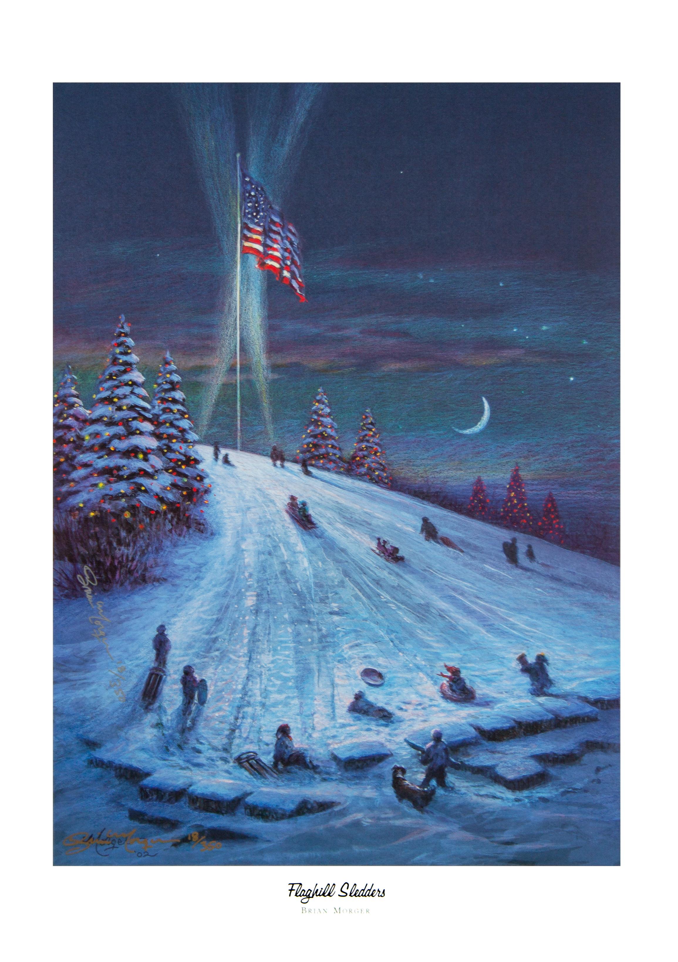 Flag Hill Sledders