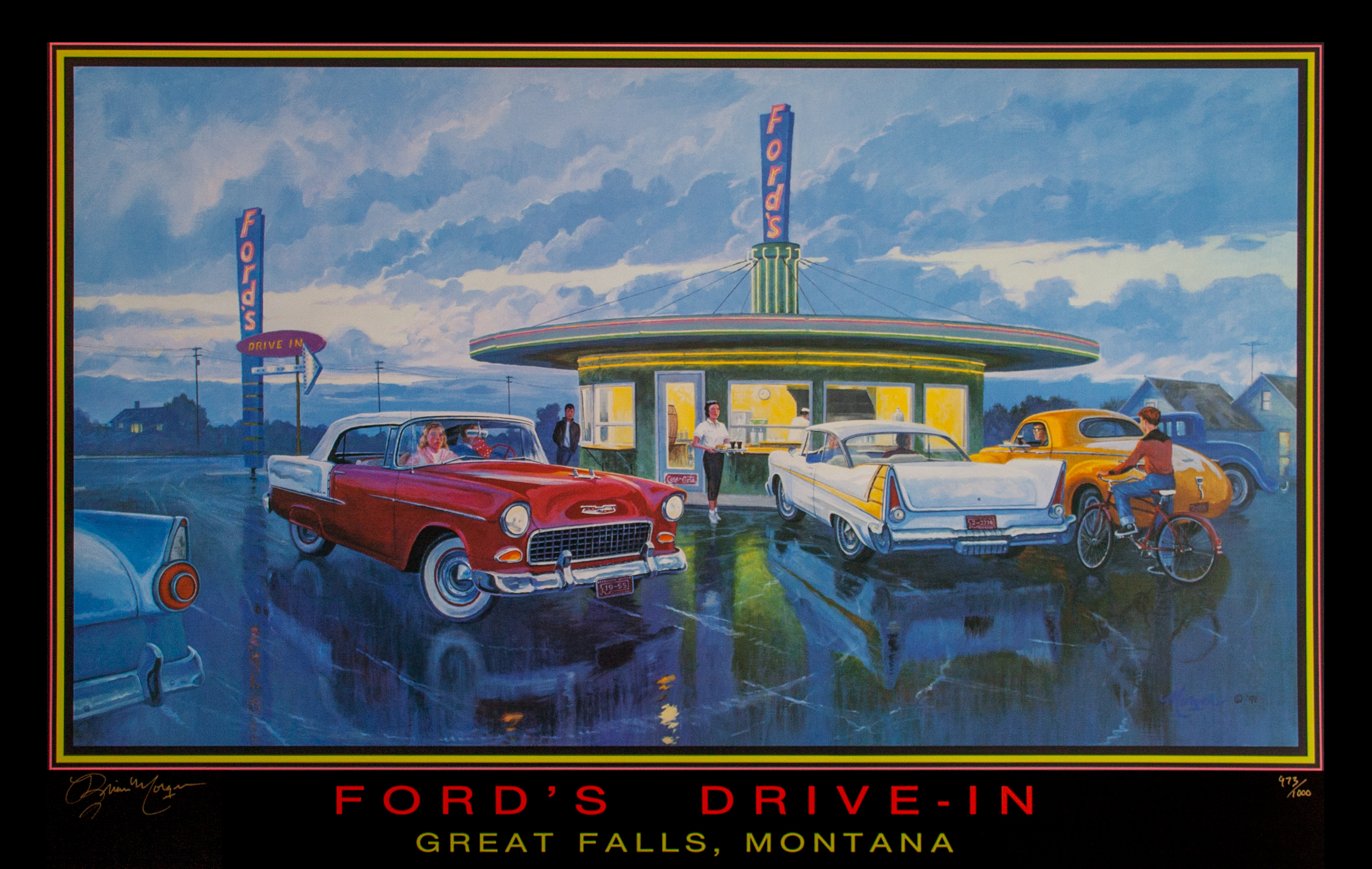Ford's Drive-In