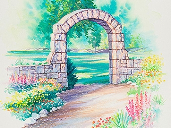 Arch in the Park