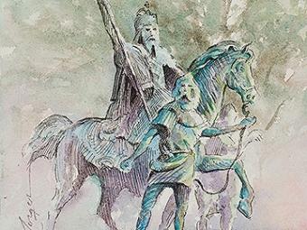 Charlemagne of Notre Dame